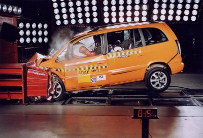 adac crash test
