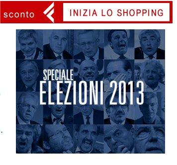 La Stampa - Shopping Elezioni 1