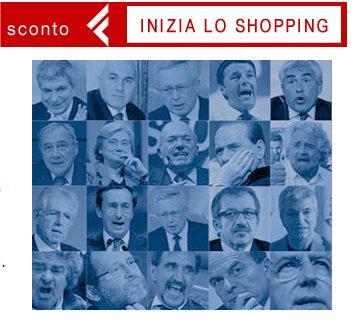 La Stampa - Shopping Elezioni 2