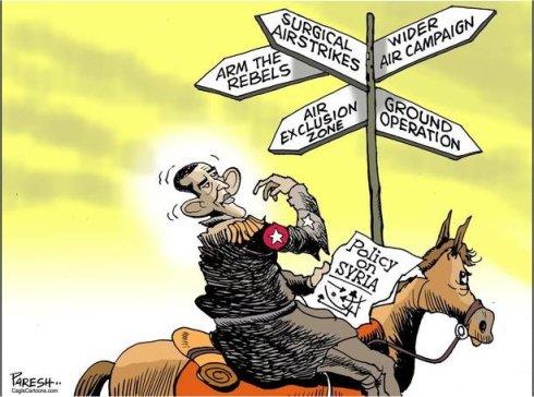 Cartoon da Cagle.com