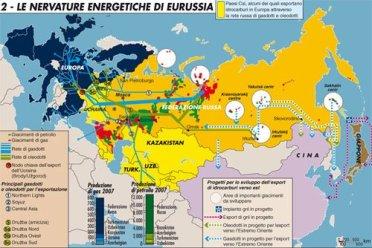 ervature energetiche Eurorussia