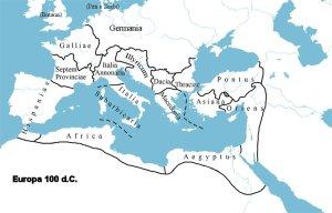 Europa di Tacito