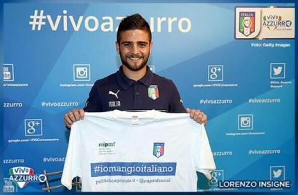 insigne #iomangioitaliano