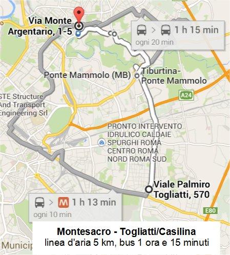 Montesacro Togliatti