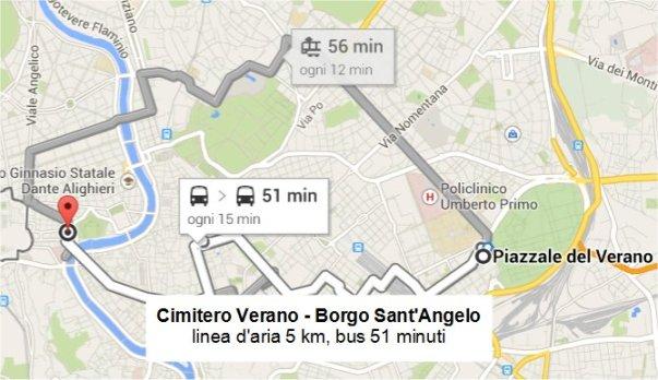 Verano - Borgo Sant'Angelo