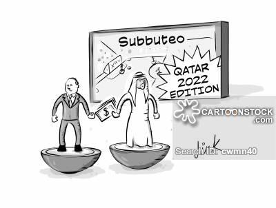 Qatar World Cup 2022 table top football