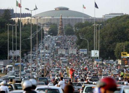Palasport Roma Traffico
