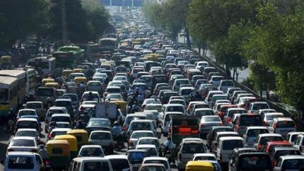 roma traffico XV municipio