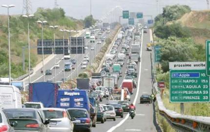 traffico-grande-raccordo-Roma