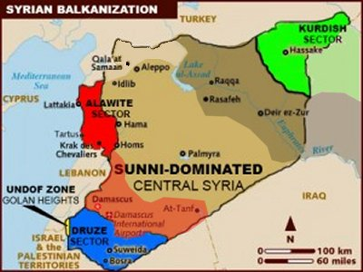 Syrian Balkanization