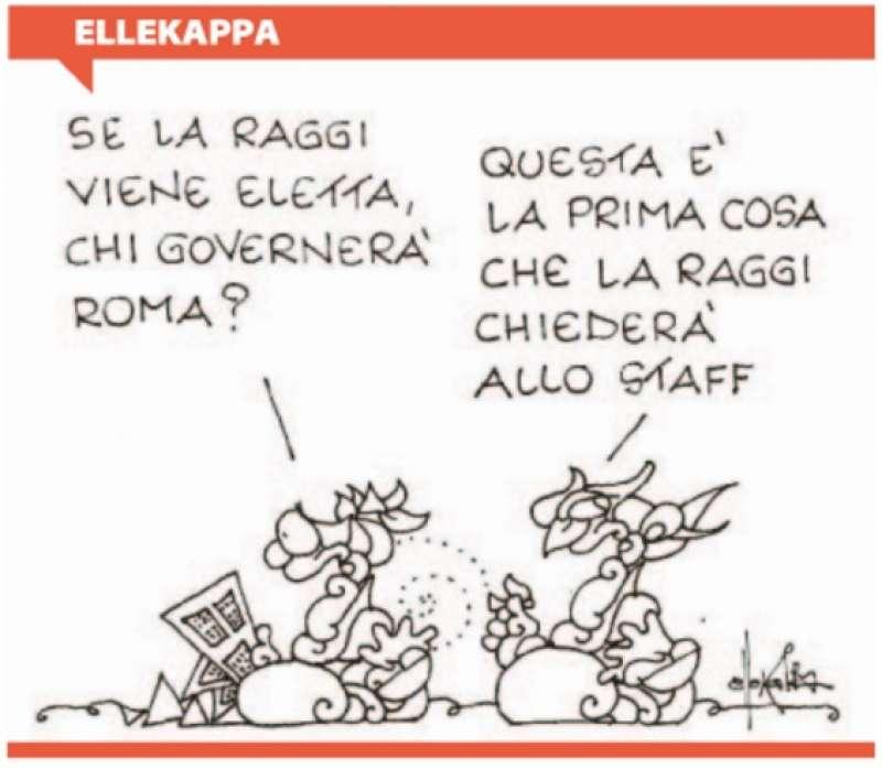 Roma spiegata al Sindaco Raggi