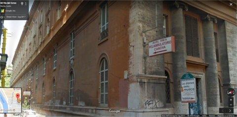 ospedale san giacomo roma